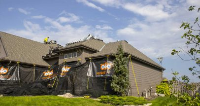 HomeWise-Roofing-and-Exteriors-Job-Site